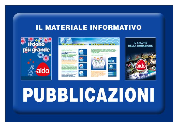 Pubblicazioni AIDO - Consiglio Regionale Lombardia