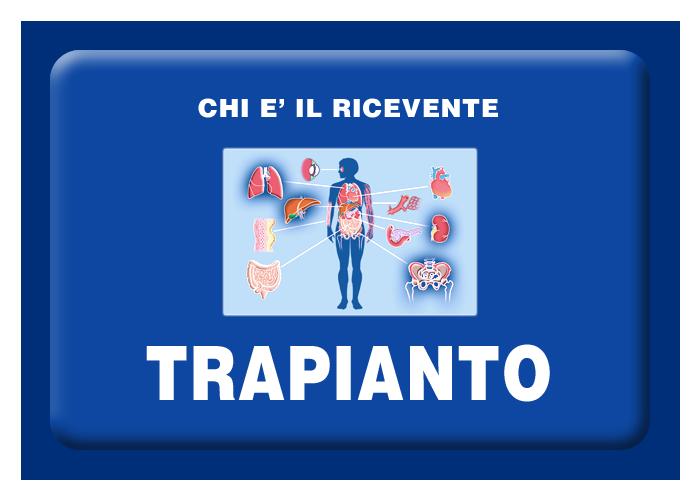 Chi è il ricevente di una donazione di organi